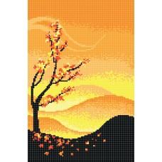 """Seasons. Summer"" - Bead embroidery pattern"