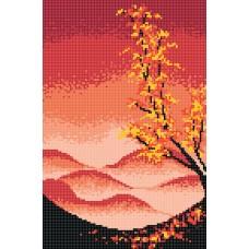 """""""Seasons. Autumn"""" - Bead embroidery pattern"""