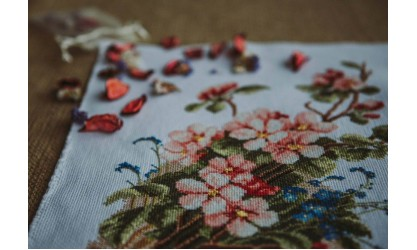 Basic rules of embroidery