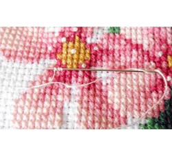 What? French Knot? – Take it easy ;-)