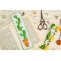 "Cross stitch bookmark kit ""Cactus"""