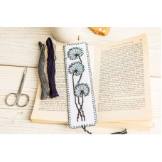 """Dandelion"" - Cross stitch bookmark kit"