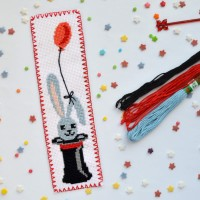 """Magic"" - Cross stitch bookmark kit"