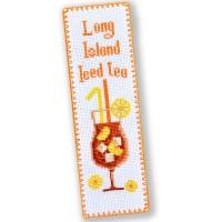 """Long Island"" - Cross stitch bookmark kit"