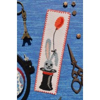 """Magic"" - Cross stitch bookmark pattern"