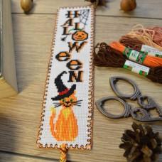 """Halloween"" - Cross stitch bookmark kit"