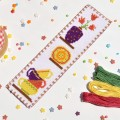 "Cross stitch bookmark kit ""Kitchen"""