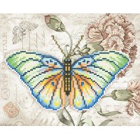 """Exotic butterfly"" - Bead embroidery pattern"