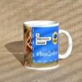 "Ceramic Mug ""Cossaсk Mamai #StitchForHero"" - 100% to support the Army!"