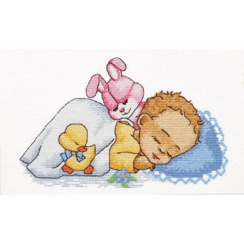 "Cross stitch kit ""Sweet dreams"""