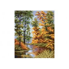 """Autumn"" - Bead embroidery pattern"
