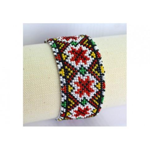 "Bracelet bead kit ""Ornament"""