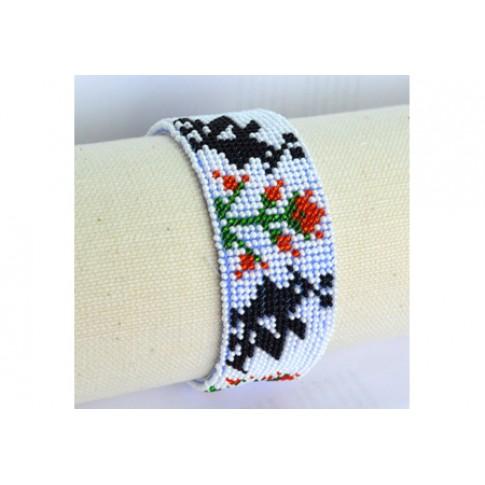 """Bracelet bead kit """"Birds"""""""