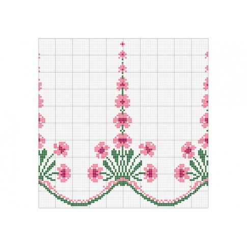 "Free cross stitch pattern ""Ornament 11"""