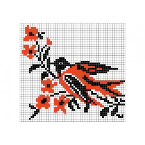 "Free cross stitch pattern ""Ornament 20"""