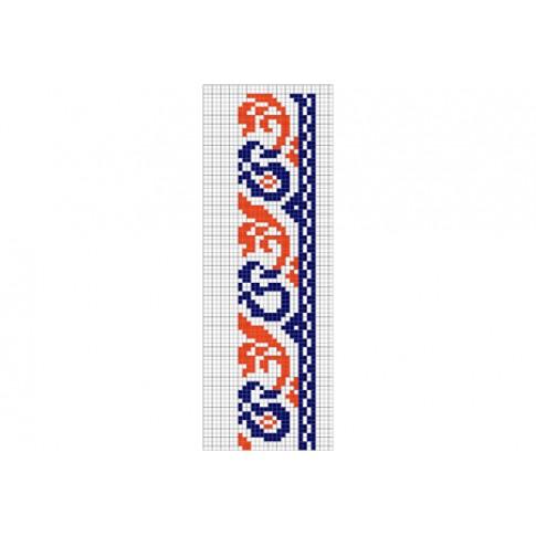 "Free cross stitch pattern ""Ornament 32"""