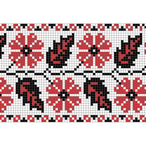 "Free cross stitch pattern ""Ornament 39"""
