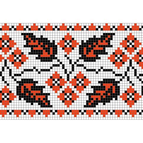 "Free cross stitch pattern ""Ornament 40"""