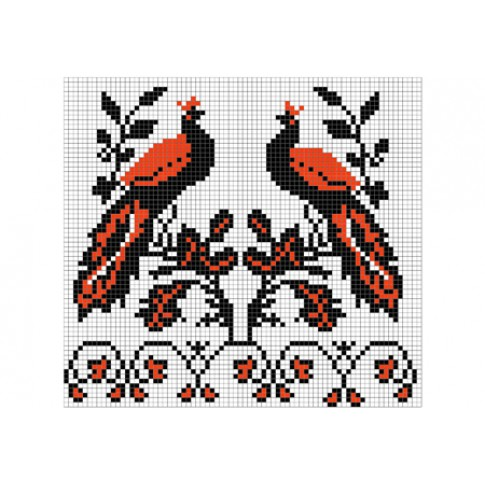 "Free cross stitch pattern ""Ornament 41"""