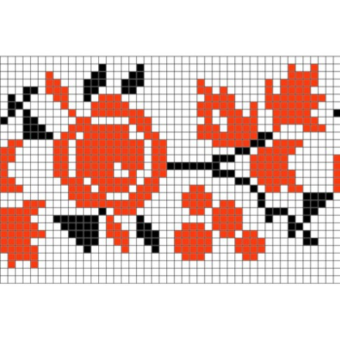 "Free cross stitch pattern ""Ornament 42"""