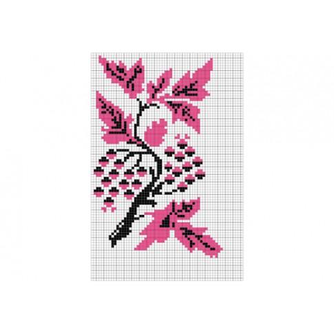 "Free cross stitch pattern ""Ornament 44"""