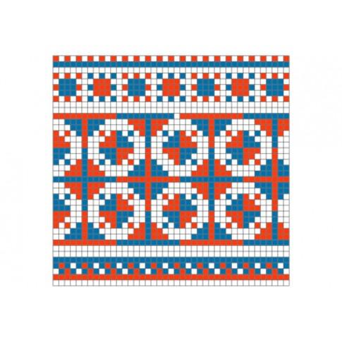 "Free cross stitch pattern ""Ornament 52"""
