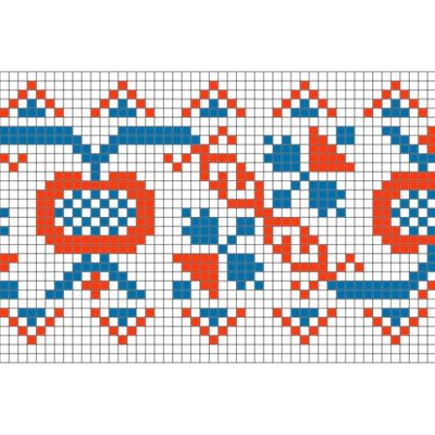 "Free cross stitch pattern ""Ornament 53"""