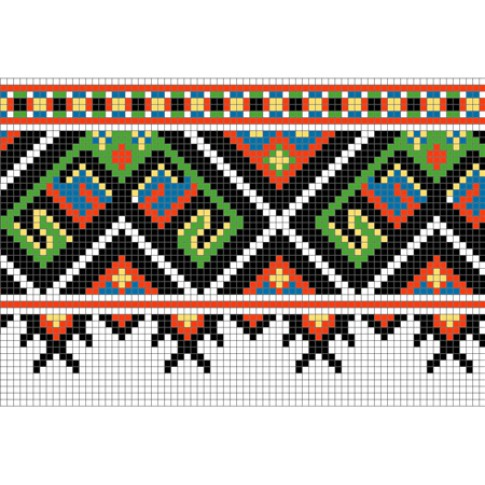 "Free cross stitch pattern ""Ornament 56"""
