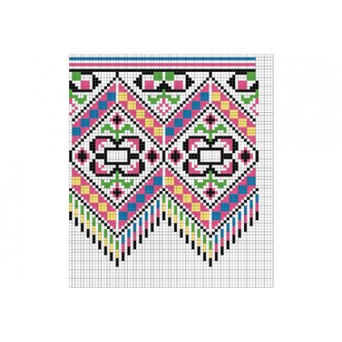 "Free cross stitch pattern ""Ornament 61"""