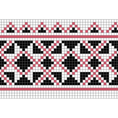 "Free cross stitch pattern ""Ornament 62"""