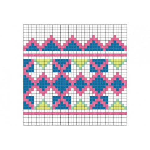 "Free cross stitch pattern ""Ornament 64"""