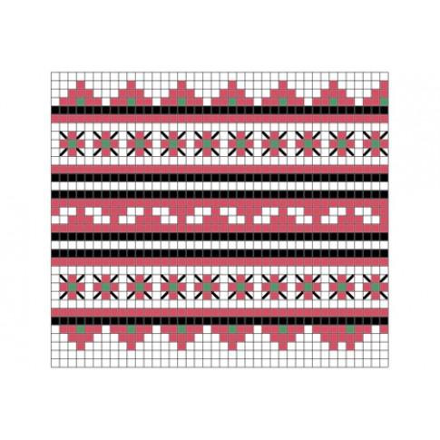 "Free cross stitch pattern ""Ornament 65"""