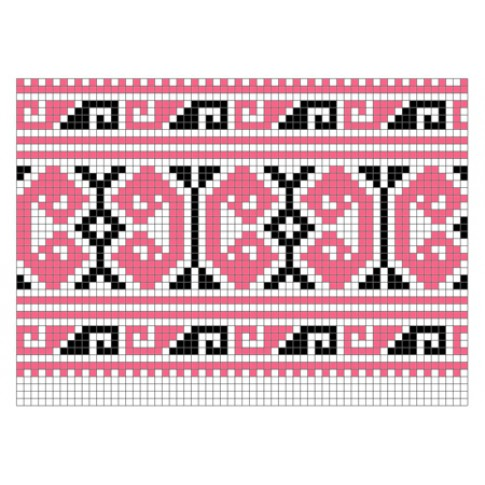 "Free cross stitch pattern ""Ornament 67"""
