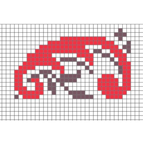 "Free cross stitch pattern ""Ornament 70"""