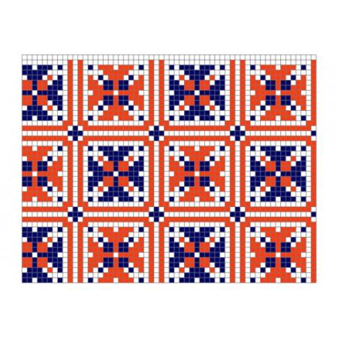 "Free cross stitch pattern ""Ornament 74"""