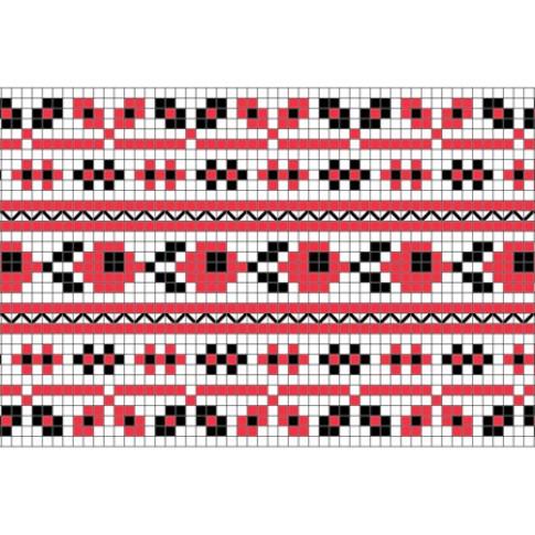 "Free cross stitch pattern ""Ornament 76"""