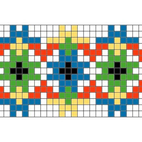"Free cross stitch pattern ""Ornament 82"""