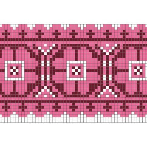 "Free cross stitch pattern ""Ornament 85"""