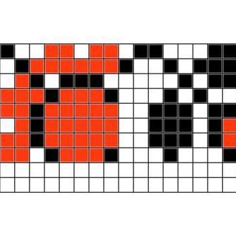 "Free cross stitch pattern ""Ornament 89"""