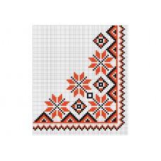 "Free cross stitch pattern ""Ornament 90"""