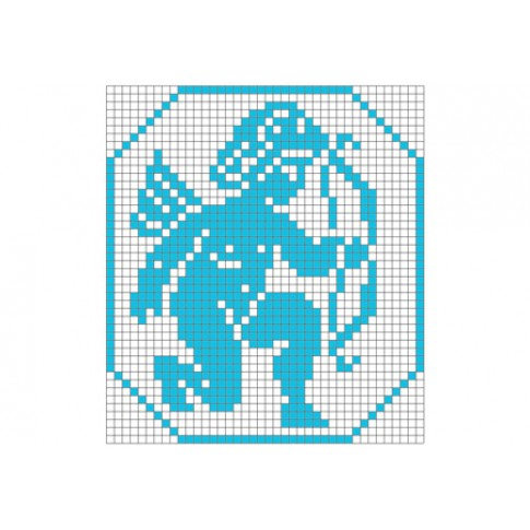 "Free cross stitch pattern ""Ornament 93"""