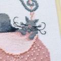 """Cross stitch kit """"Bagheera"""""""