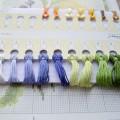 """Cross stitch kit """"Primrose"""""""