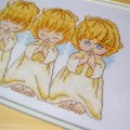 "Cross stitch kit ""Chorus of angels"""