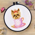 """Cross stitch kit """"Guardian of the cookie"""""""