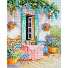 "Cross stitch kit ""Spring garden"""