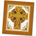 "Cross stitch kit ""Celtic Cross"""